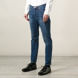 ACNE STUDIOS Town Vintage Blue Jeans 0636